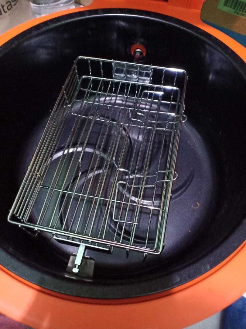 ECC Turbo Air Fryer