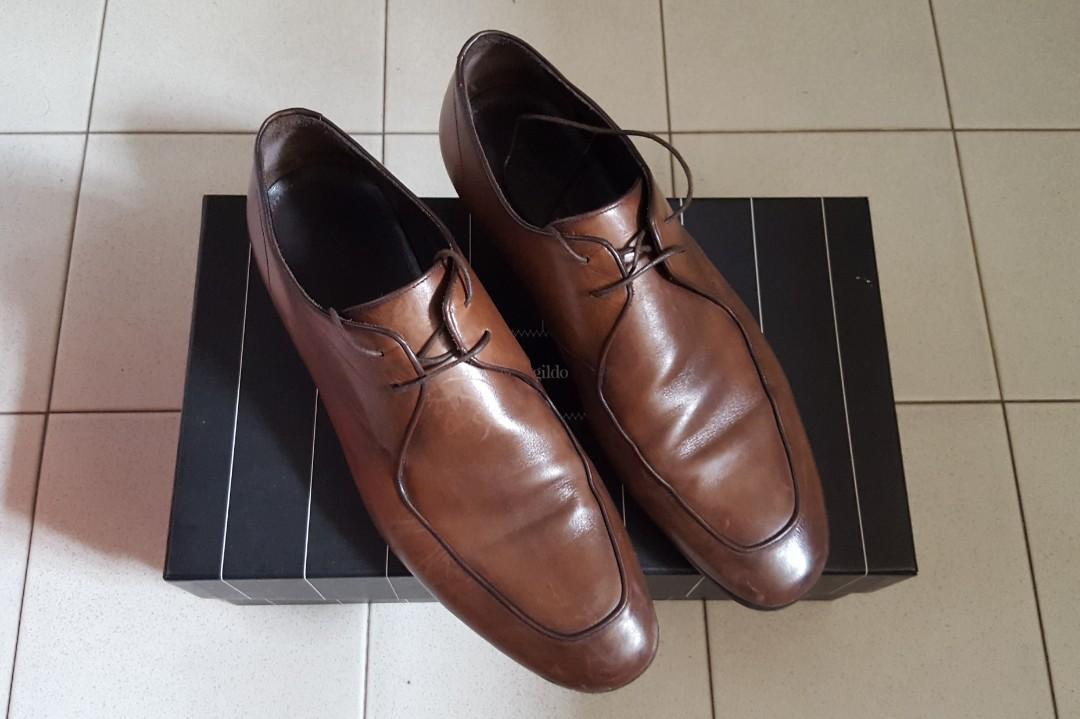 Ermenegildo Zegna men's shoes, Men's