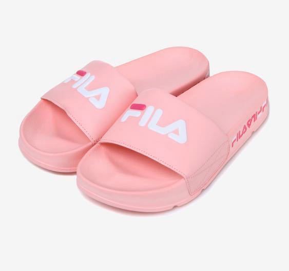 fc7a8223293e Fila Drifter Slider Pink