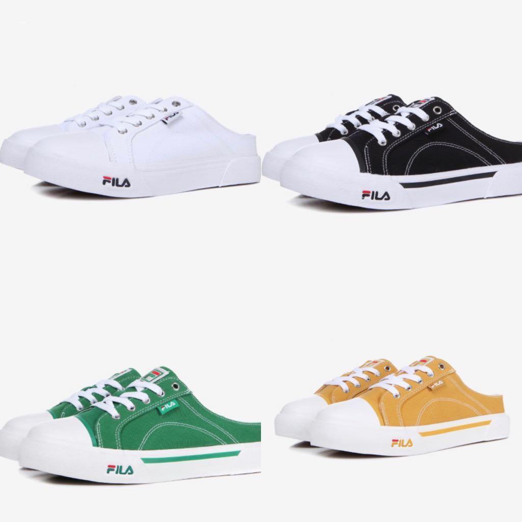 fila half shoes \u003e Clearance shop