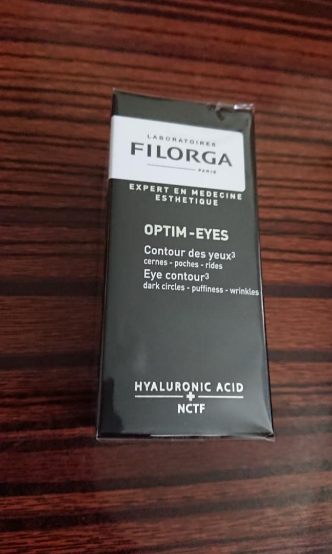 Filorga Optim-eyes 眼霜