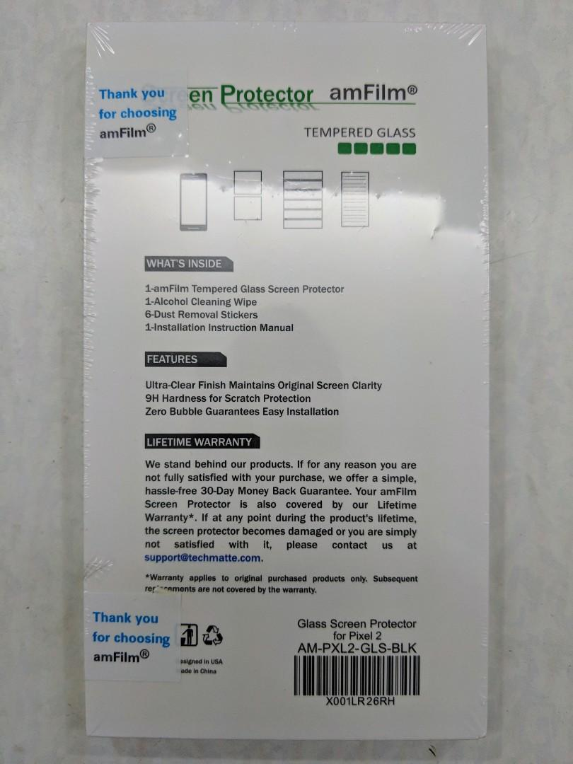 Google Pixel 2 Glass Screen Protector 玻璃貼