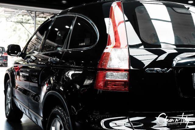 Honda CRV 2.4 2009 (black) 1st hand