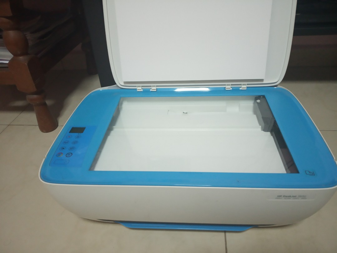 Hp printer together with scanner