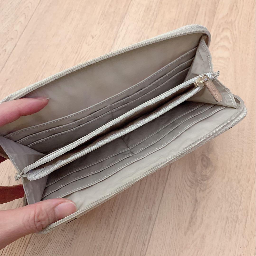 LeSportsac x Tsumori Chisato wallet 銀包