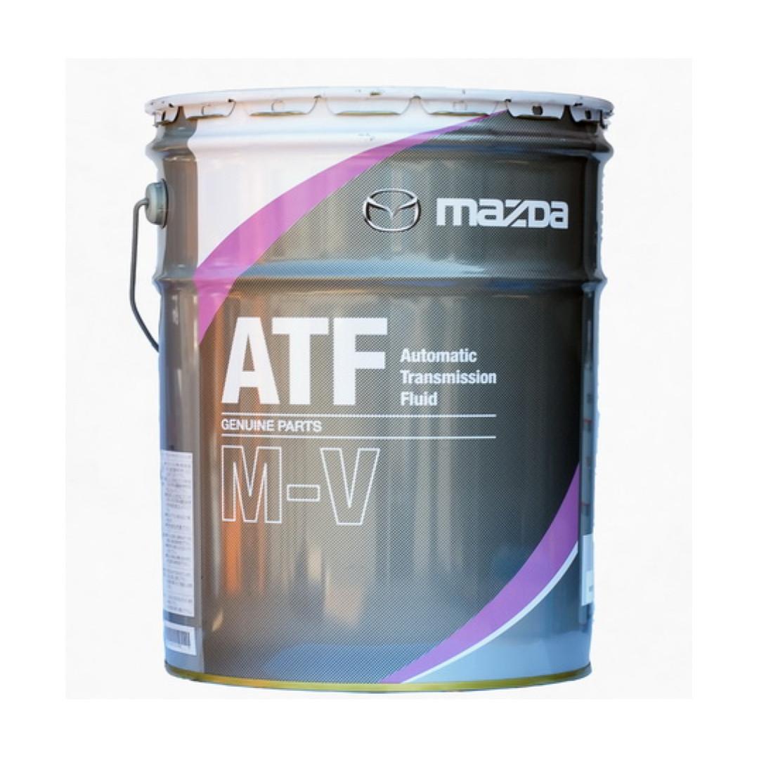 MAZDA ATF M-V / K020-WO-047E