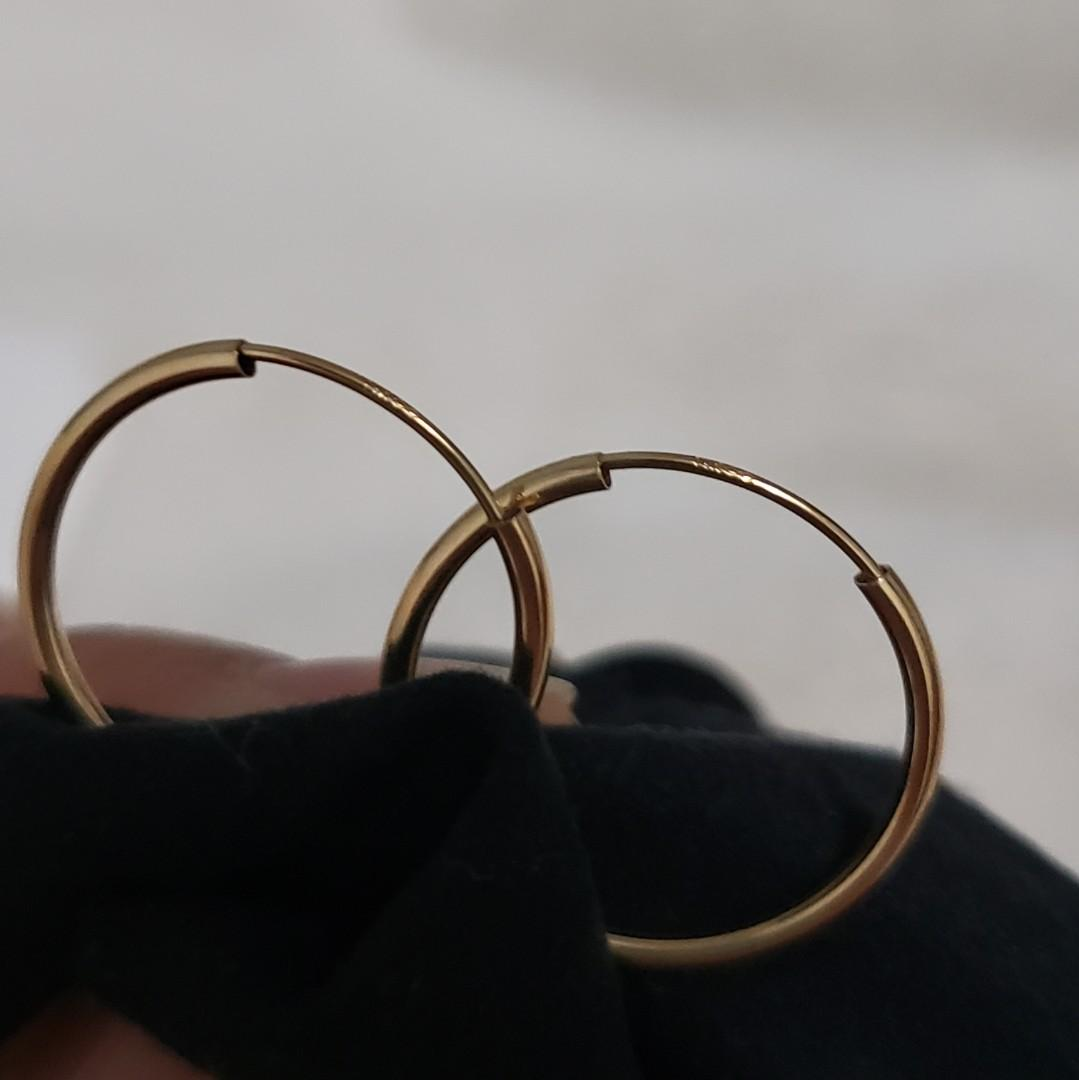 Mejuri Gold Earrings
