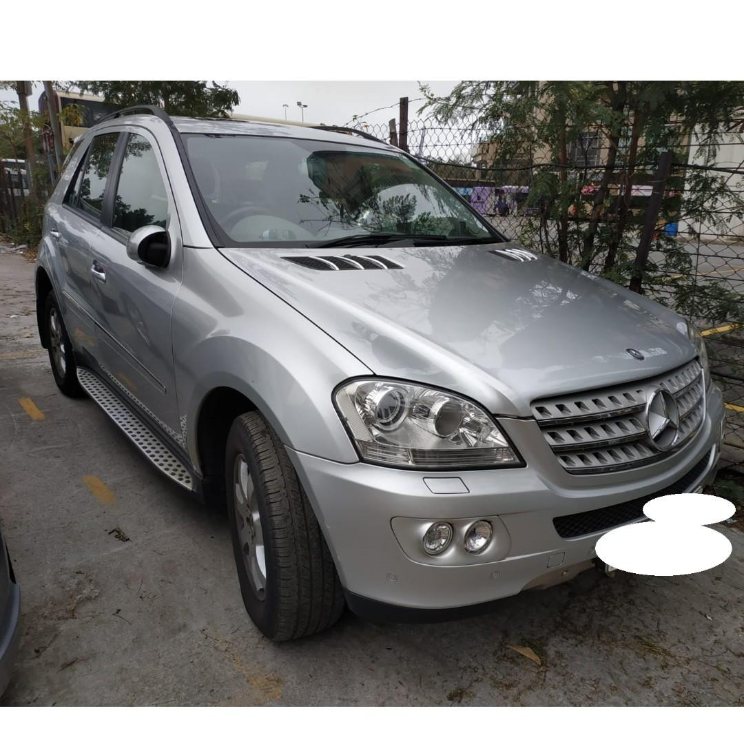 MERCEDES-BENZ ML350 2006 (BRABUS)
