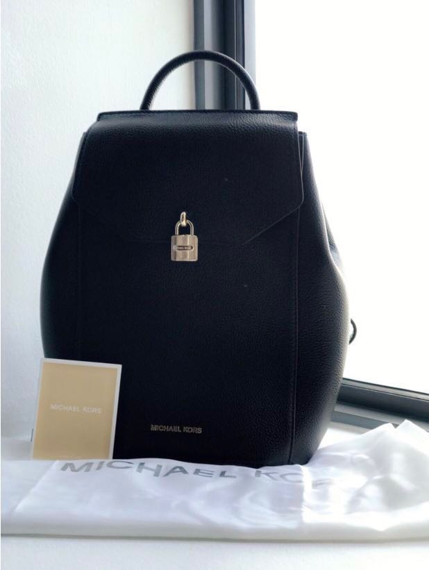 025453d79423eb Michael Kors Backpack bag- price reduced, Luxury, Bags & Wallets ...