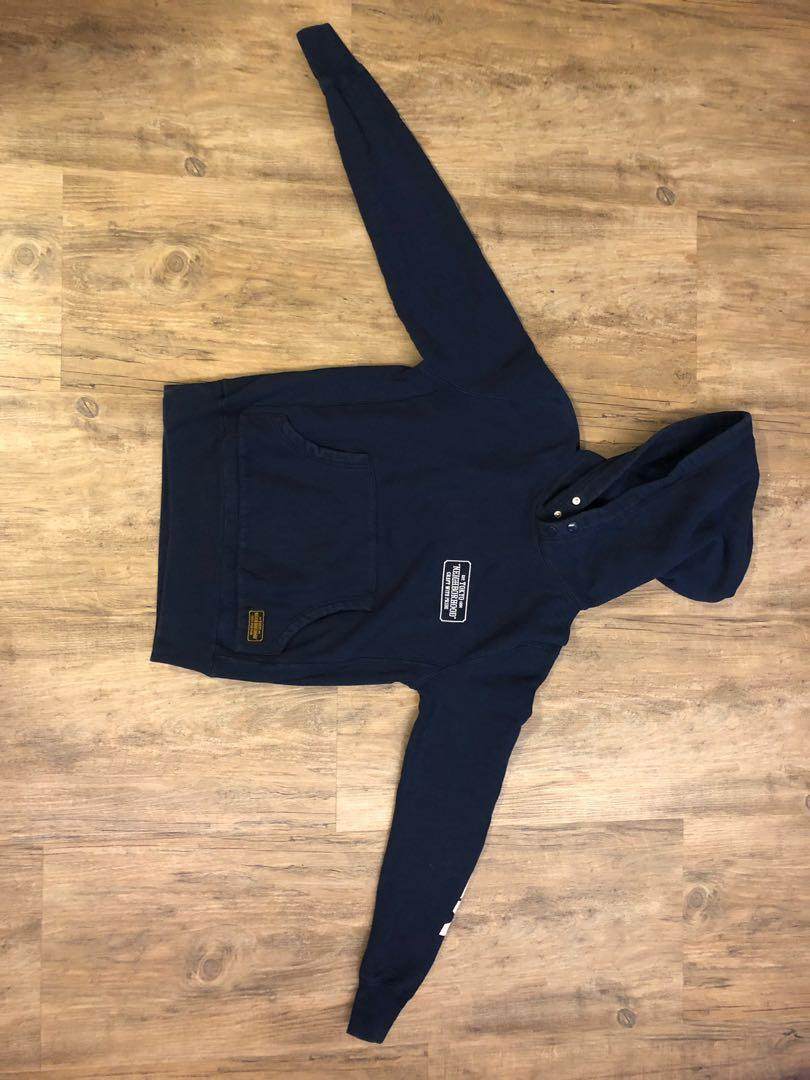 Neighborhood hoodie (Navy) Size S