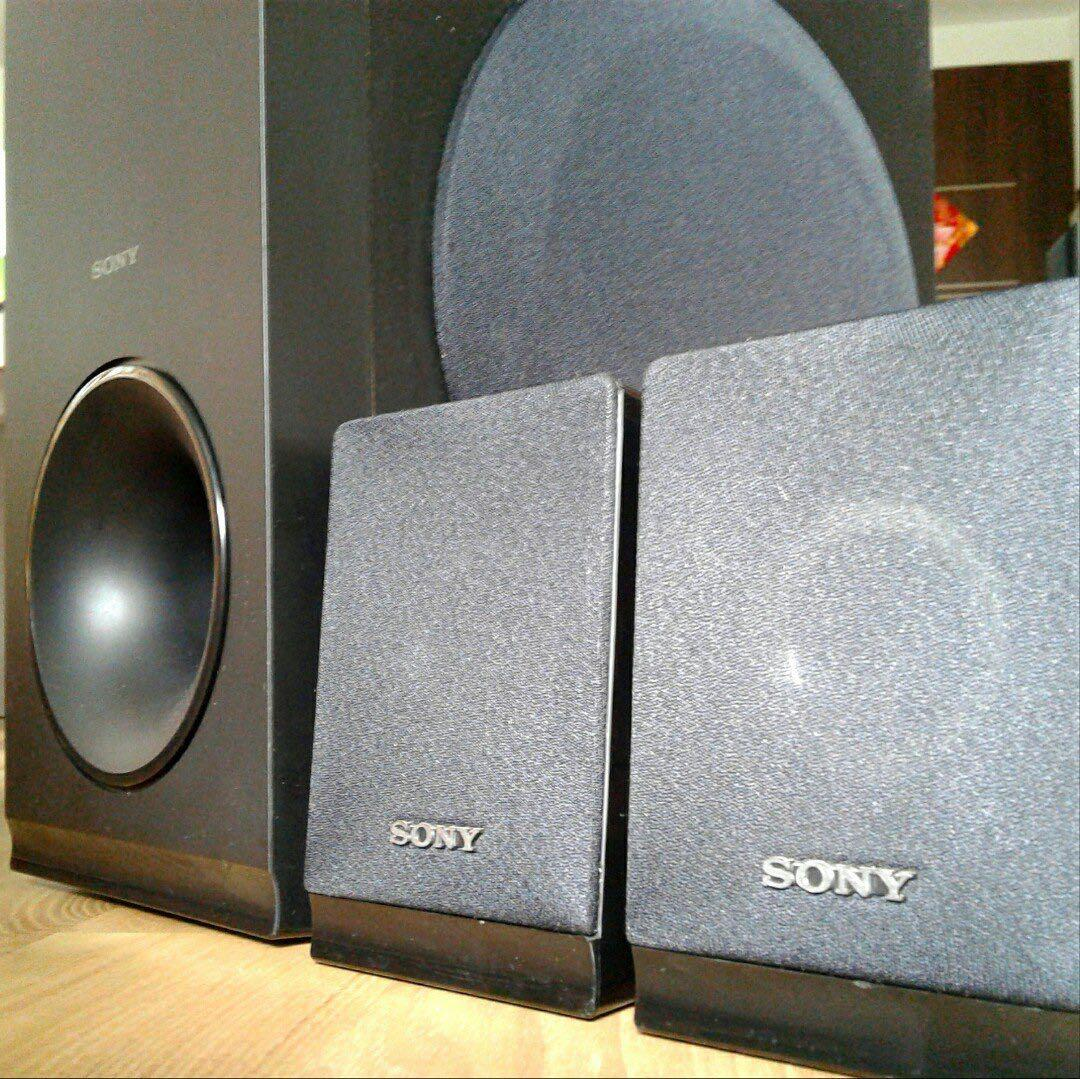 New Harman Kardon drivers in Sony Stereo speaker casing with