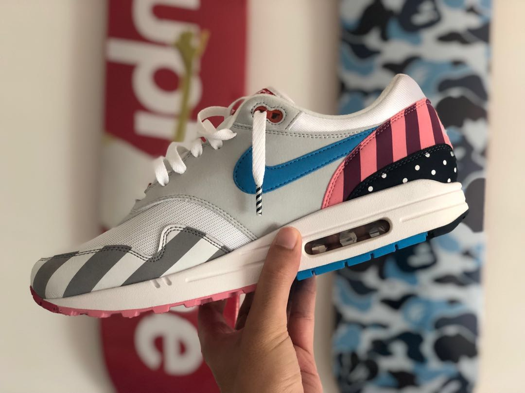 huge discount 9c827 e16ac Nike X Parra, Men's Fashion, Footwear, Sneakers on Carousell