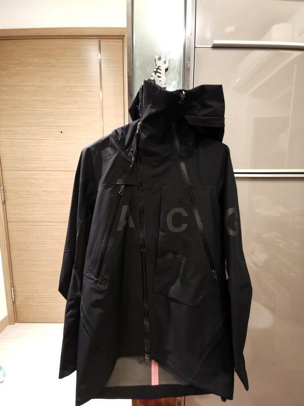 Aumentar A pie Elucidación  NIKELAB ACG Alpine Jacket (851976-010), Men's Fashion, Men's Tops ...