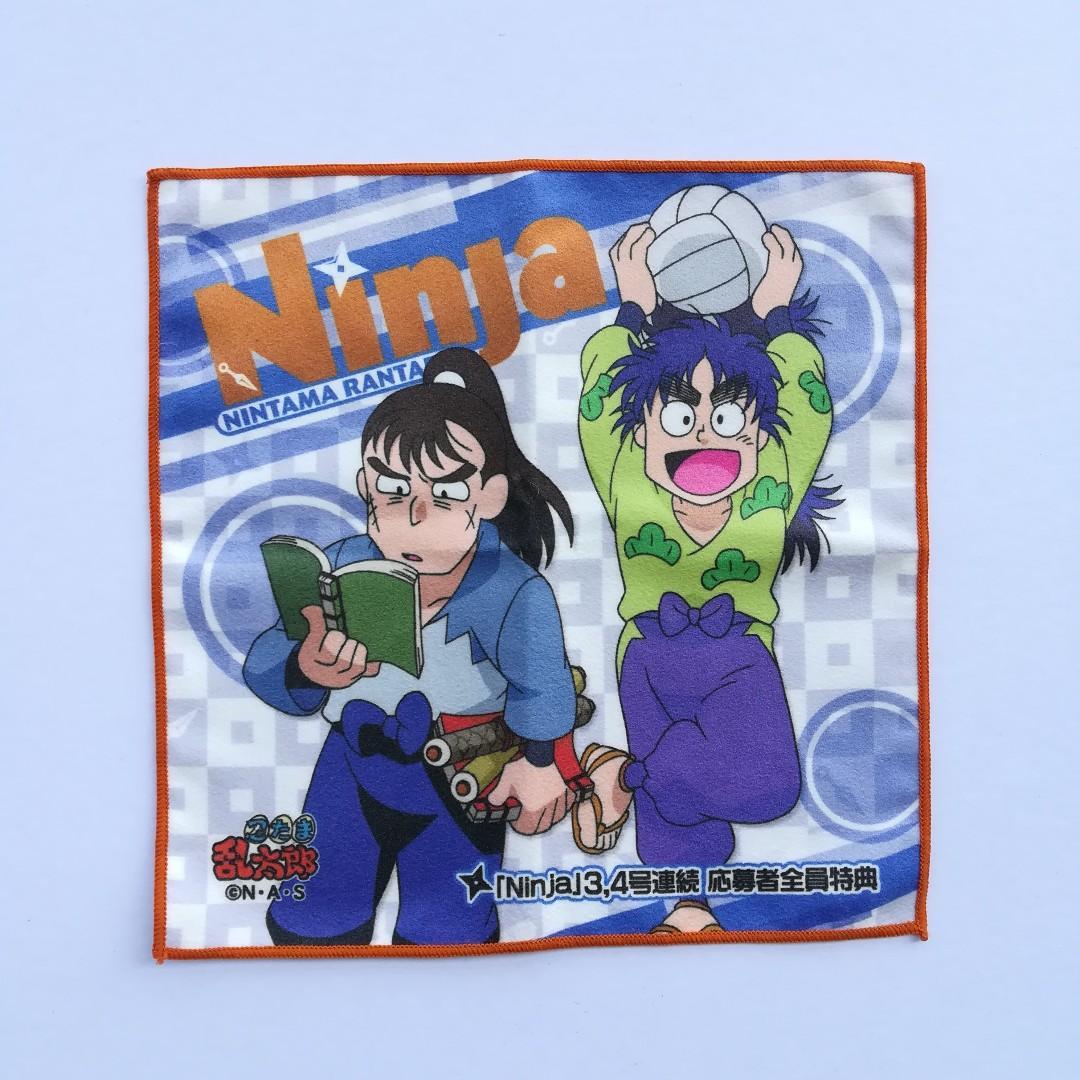 Nintama Rantarou - Mini Towel