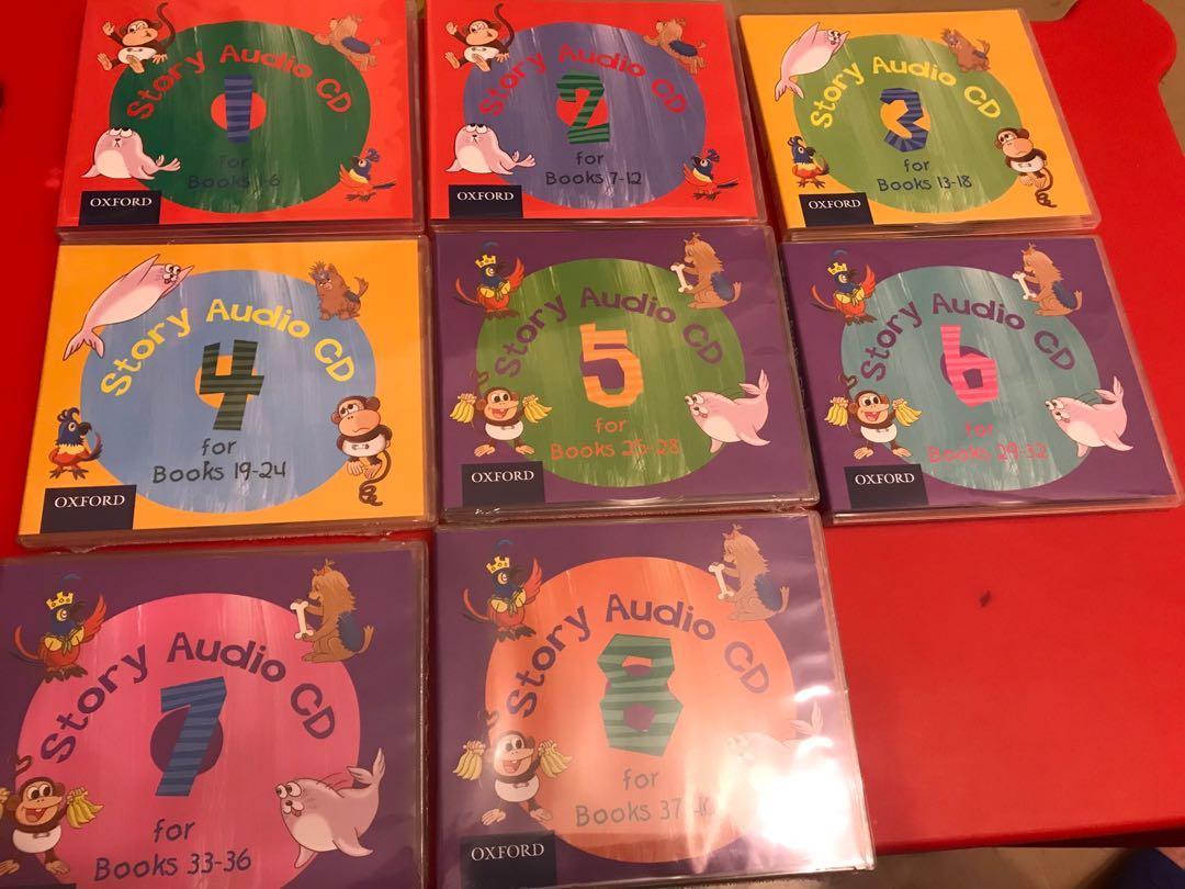 Oxford Path CDs 全套 x14