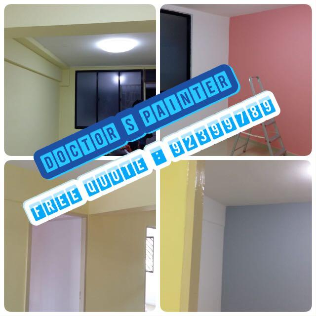 Painting Services! For residential / commercial / factory etc!