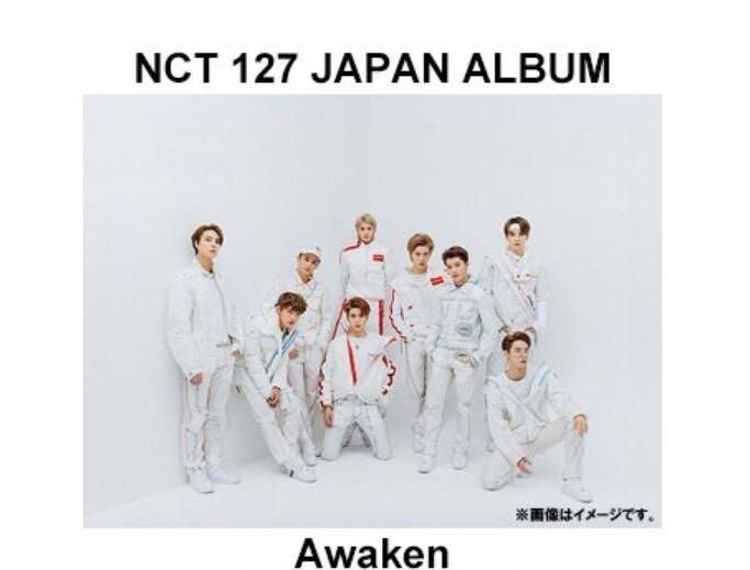 [Preorder] [Japanese Edition] NCT 127 - Awaken (1st Limited Edition) CD + POSTER
