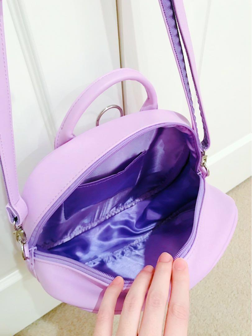 Purple Ita Bag