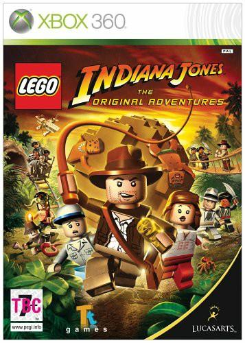 Rare LEGO Indiana Jones XBOX 360/XBOX ONE Game