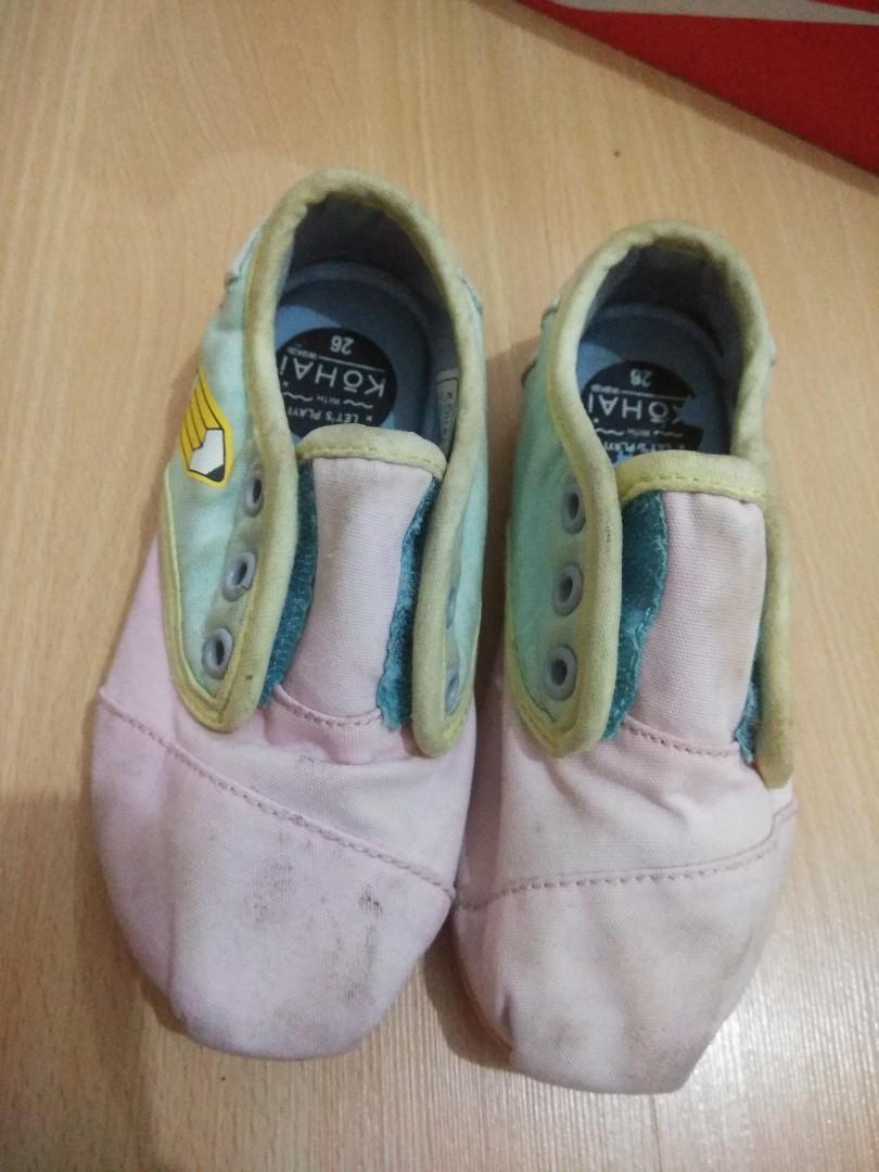 Sepatu anak sepatu baby