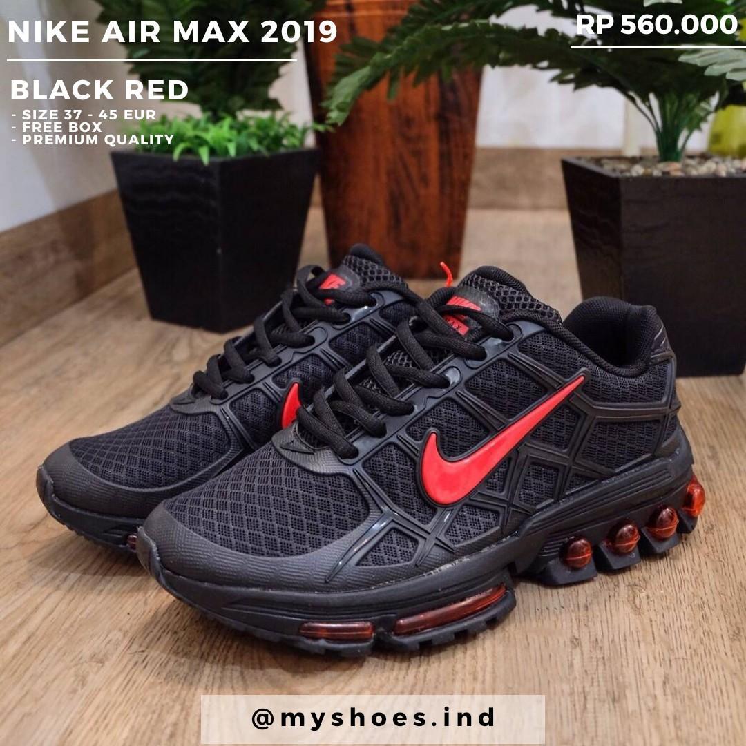 Sepatu Nike Air Max 2019, Fesyen Pria