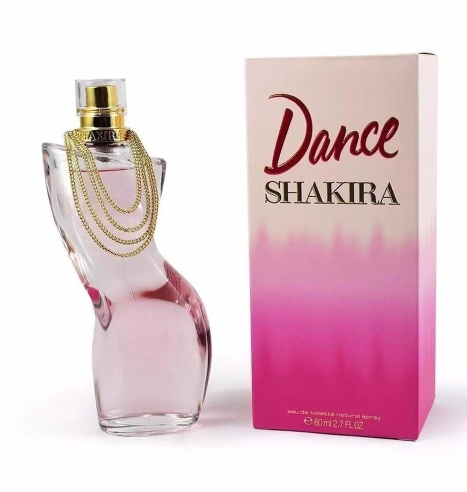 SHAKIRA DANCE EDT 80 ML, new, never sprayed. No box
