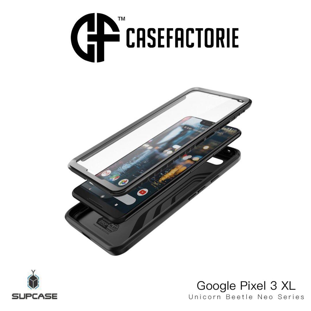 finest selection 9b38e 2cac0 Supcase UB Neo 360 Rugged Case Google Pixel 3 XL