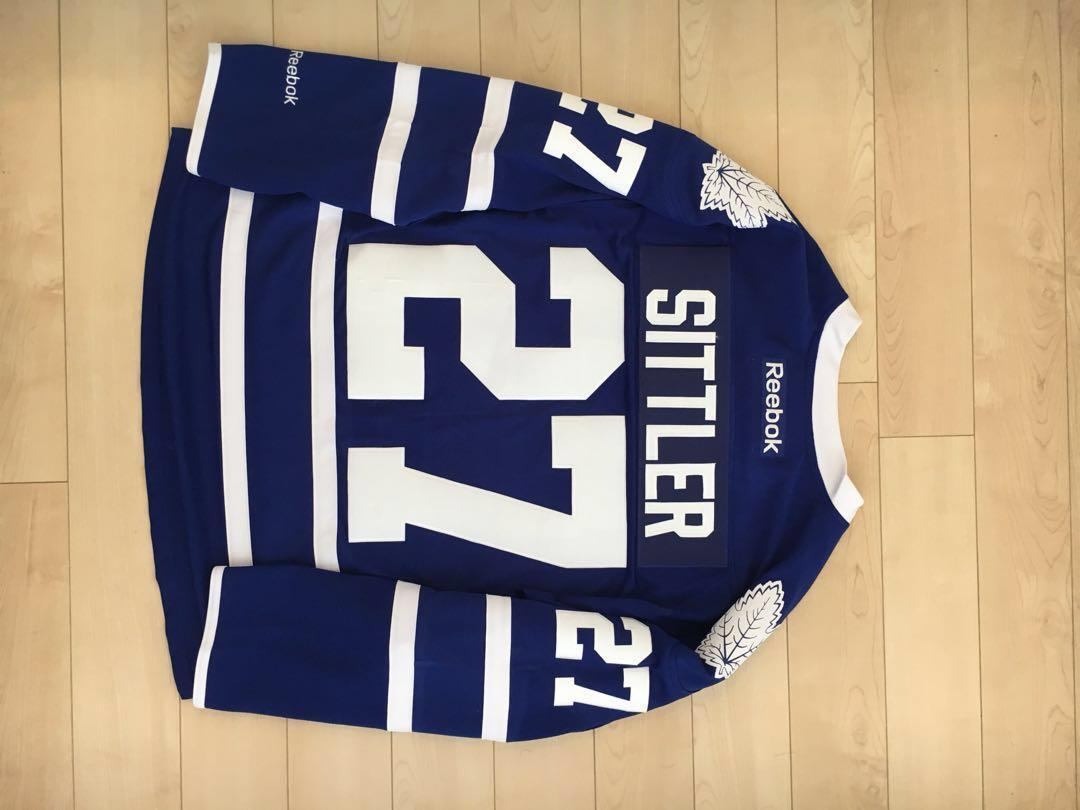 Toronto Maple Leafs Jersey - DARRYL SITTLER (brand new)