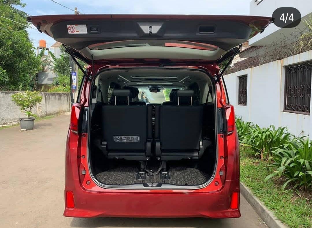 Toyota Alphard Rush Agya Avanza Vellfire C-HR Voxy Vios Calya Yaris Fortuner Kijang Innova Sienta Corolla Altis Land Cruiser Hi Lux Hi Ace Single Double Cabin 2019