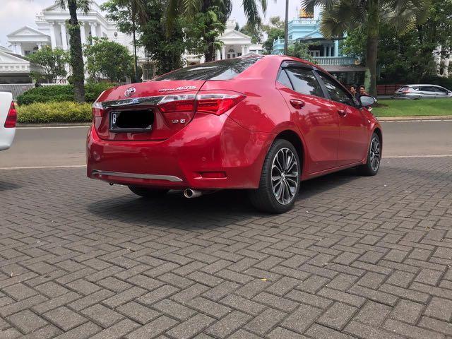 Toyota corolla altis 1.8 V AT