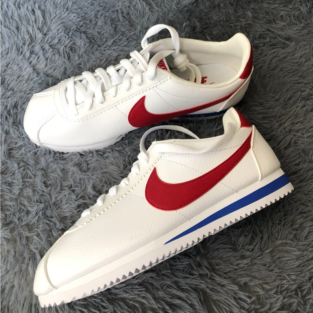new concept 058f2 f8c11 Women's Nike Classic Cortez Leather Casual Shoes, Women's ...