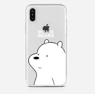We Bare Bears Case