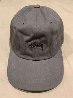 Stussy 正品-深灰老帽