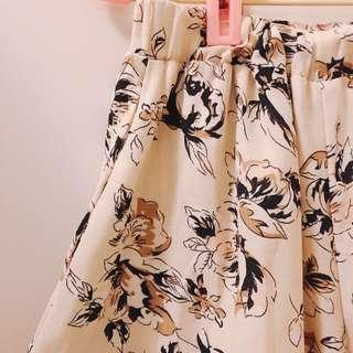 🚚 花卉短褲