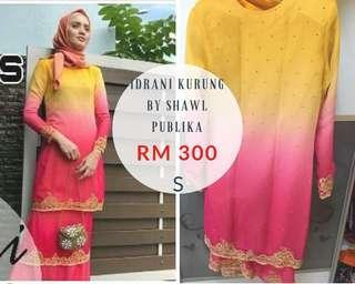 shawl publika