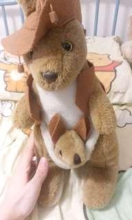 Kangaroo bought from Australia