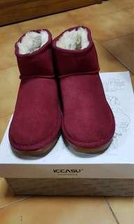 🚚 ICCASU 女靴