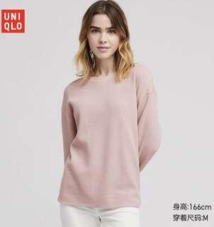 Uniqlo針織衫!