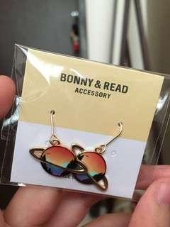 🚚 Bonny & Read 星球 耳環