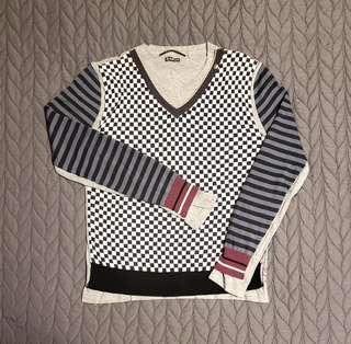 RA-RE Cotton Sweater