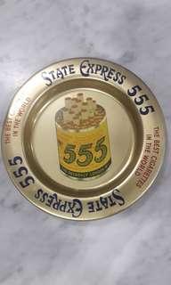 Vintage ashtray 555