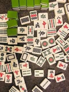 First Class Mahjong Set 一级麻将套装