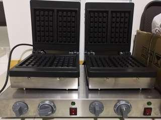 Commercial Heavy Duty Square Shaped Waffle