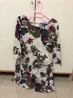 🚚 Floral Shift Dress