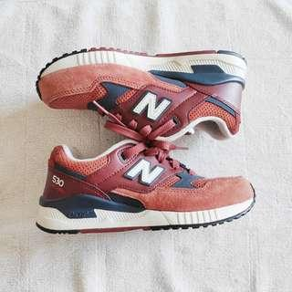 New Balance 530 Vintage Red Box Included