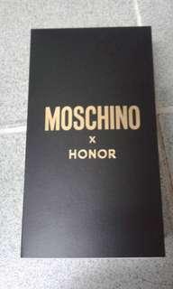 99%新Huawei Honor V20 全網版國行高配8+256GB MOSCHINO聯名特別版
