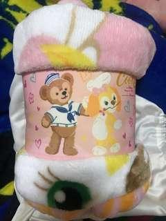 🚚 Duffy冷氣毛毯