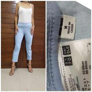Uniqlo pants ada karet very like new