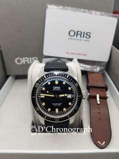 Oris Diver 65 Heritage