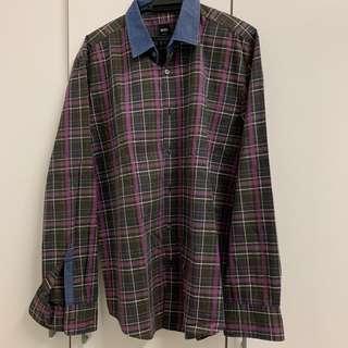 Pre-Owned Hugo BOSS shirt